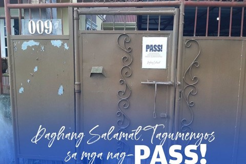 Inspiring! Tagumenyos With Enough Food and Budget Decline Relief Goods (Will Benefit Other Families)
